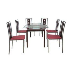 Bàn ghế ăn hòa phát B51 G51