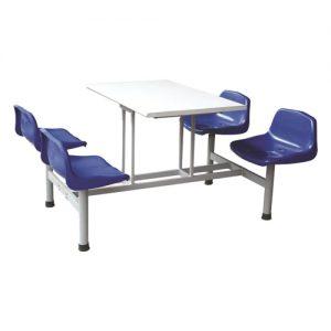 Bàn ghế ăn Công nghiệp BA02