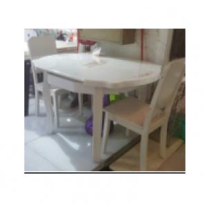 Bàn ghế ăn gia đình hòa phát BA143
