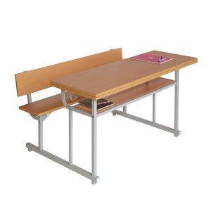 Bàn ghế học sinh hòa phát BBHT101BG