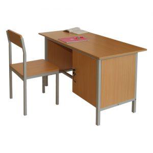 Bàn ghế giáo viên  BGV103