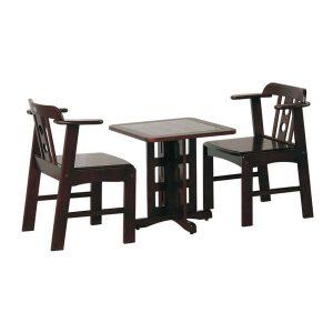 Bàn ghế cafe BCF201-GCF201