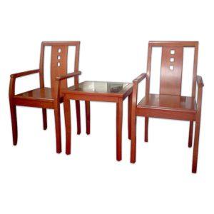 Bàn ghế khách sạn BKS02-GKS02