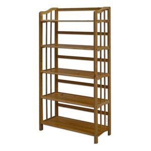 Giá sách gỗ tự nhiên TGS105